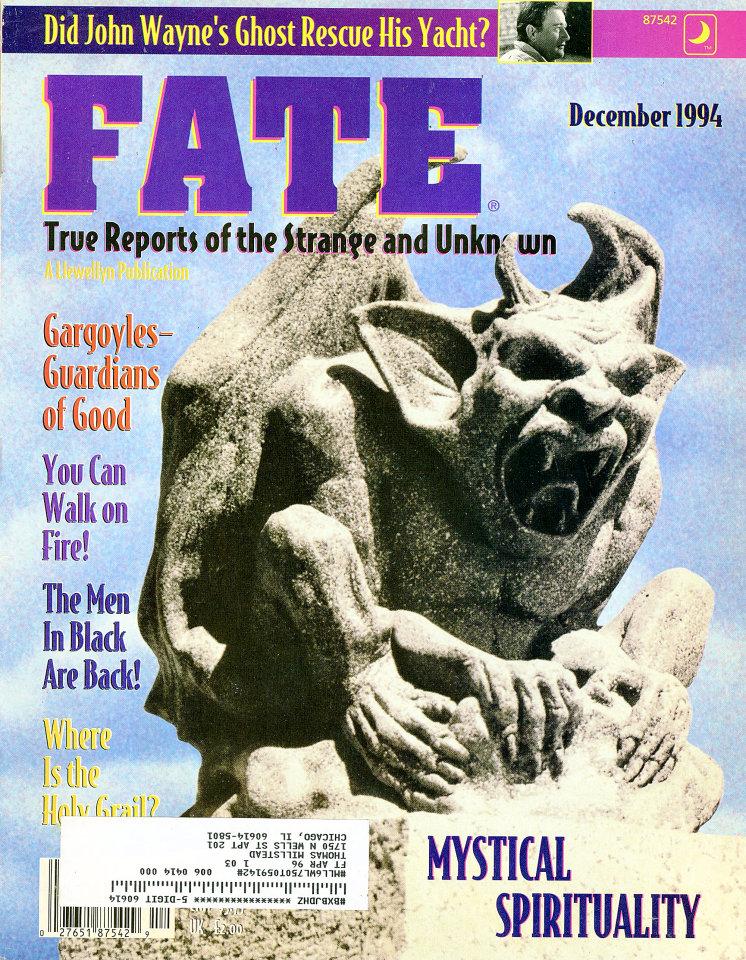Fate Vol. 47 No. 12 Issue 537