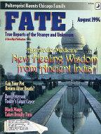 Fate Vol. 47 No. 8 Issue 533 Magazine