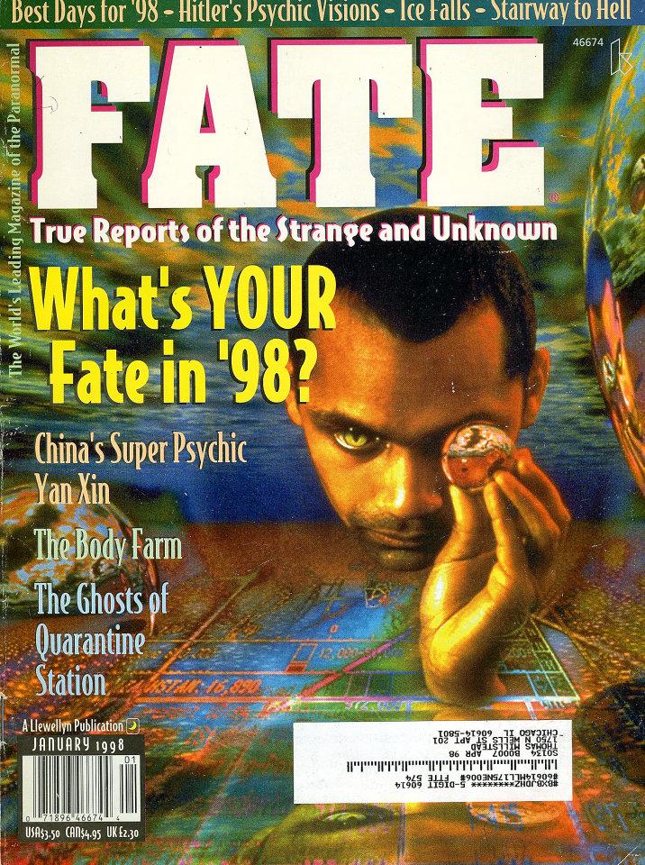 Fate Vol. 51 No. 1 Issue 574