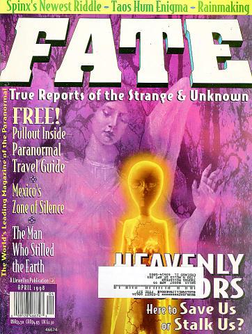 Fate Vol. 51 No. 4 Issue 577 Magazine