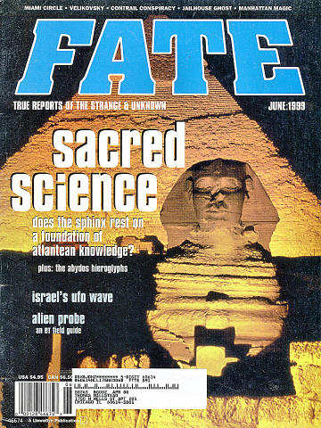 Fate Vol. 52 No. 6 Issue 591 Magazine