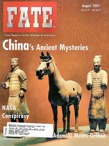 Fate Vol. 54 No. 8 Issue 617 Magazine