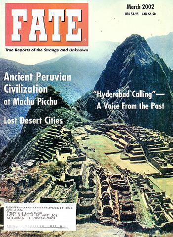 Fate Vol. 55 No. 2 Issue 623 Magazine