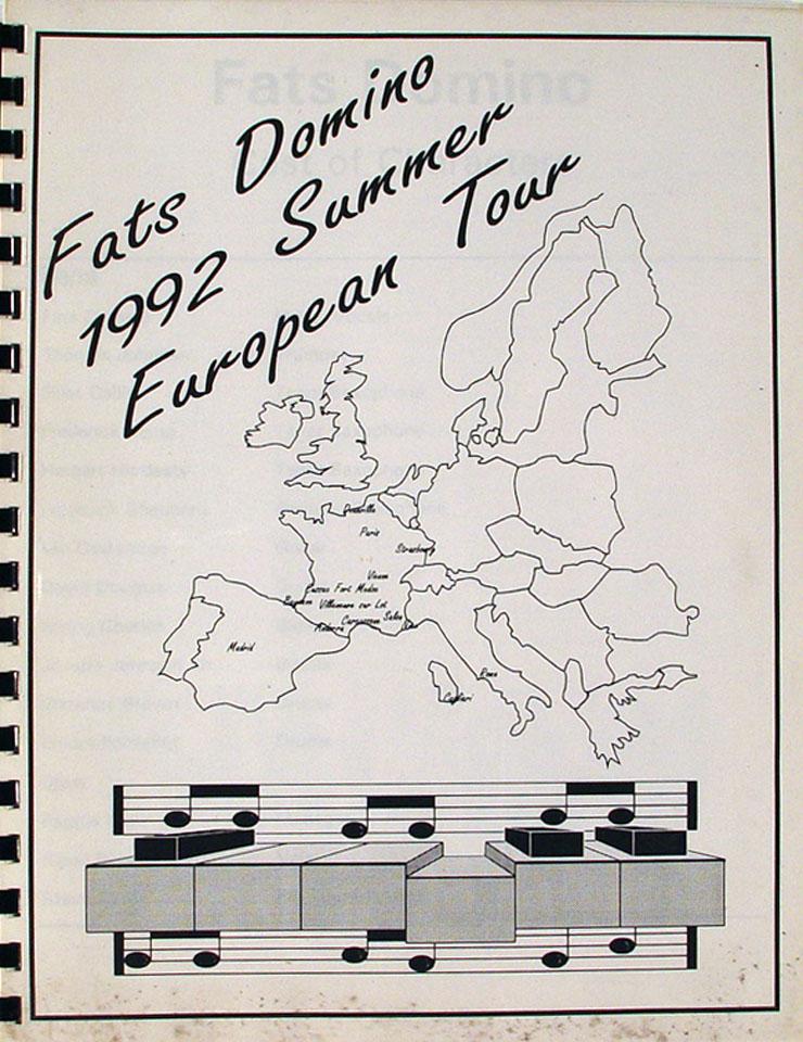 Fats Domino Program