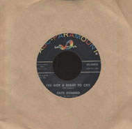 "Fats Domino Vinyl 7"" (Used)"
