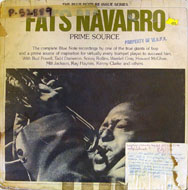 "Fats Navarro Vinyl 12"" (Used)"
