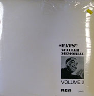 "Fats Waller Vinyl 12"" (New)"