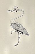 Faucett Flamingo Handbill