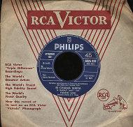 """Fausto Leali Vinyl 7"""" (Used)"""