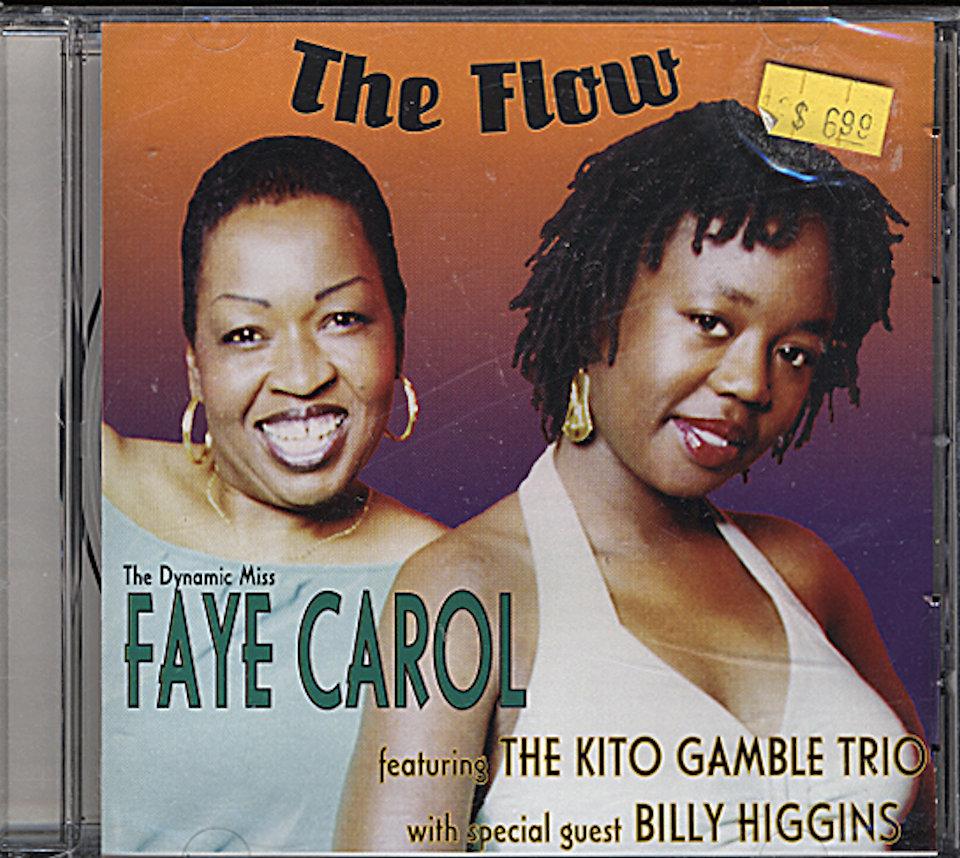 Faye Carol CD
