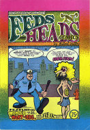 Feds 'N' Heads Comics Comic Book