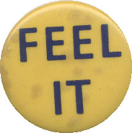 Feel It Pin