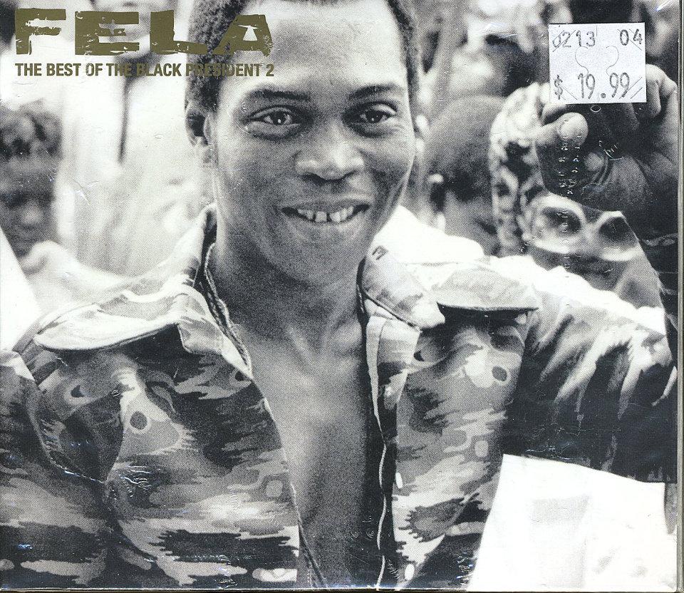 Fela Kuti CD