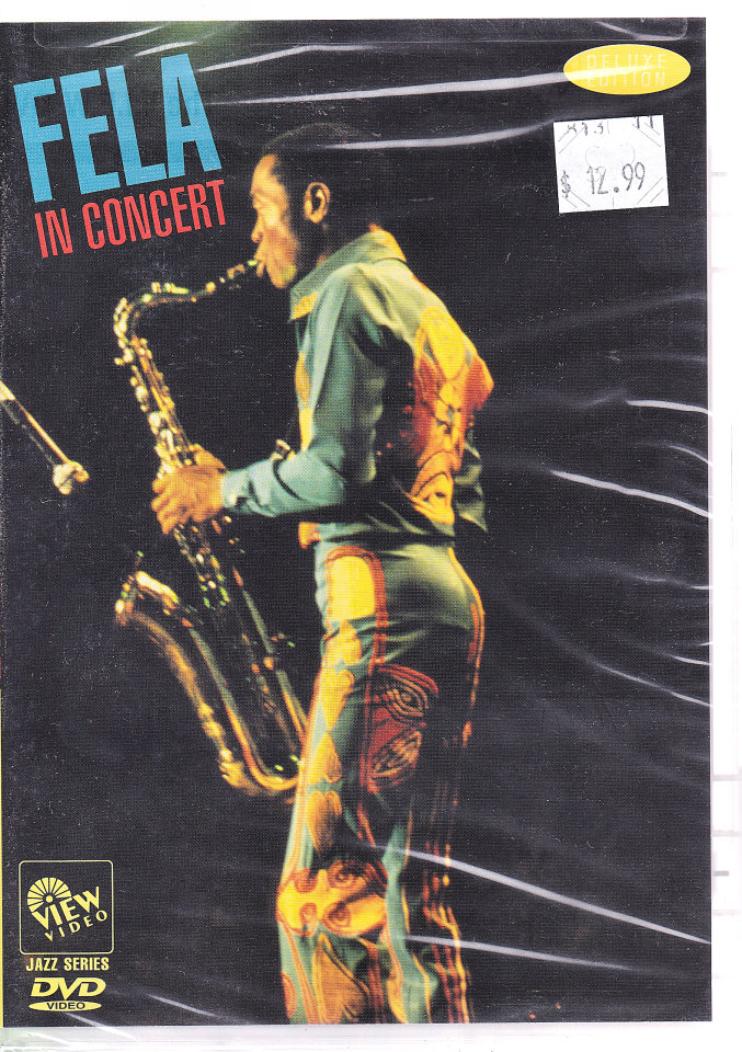 Fela DVD