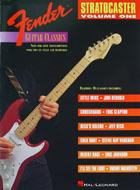 Fender Guitar Classics: Stratocaster Volume One Book