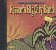 Fessor's Big City Band CD