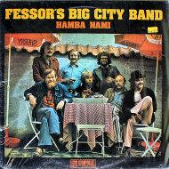 """Fessor's Big City Band Vinyl 12"""" (New)"""