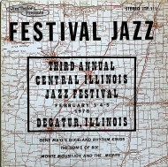 "Festival Jazz Vol. 5 Vinyl 12"" (Used)"