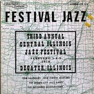 "Festival Jazz Vol. 6 Vinyl 12"" (Used)"