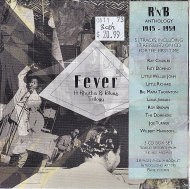 Fever: A Rhythm & Blues Trilogy (1949-1959) CD