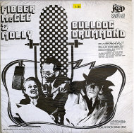 "Fibber McGee & Molly Vinyl 12"" (New)"