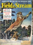 Field & Streams Vol. LXL No. 10 Magazine