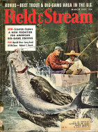 Field & Streams Vol. LXL No. 11 Magazine