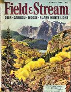 Field & Streams Vol. LXVI No. 4 Magazine
