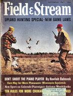 Field & Streams Vol. LXVI No. 5 Magazine