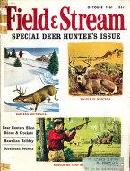Field & Streams Vol. LXVI No. 6 Magazine