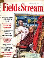 Field & Streams Vol. LXVI No. 7 Magazine