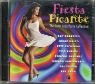 Fiesta Picante: The Latin Jazz Party Collection CD