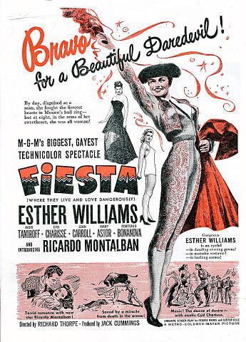 Fiesta Vintage Ad