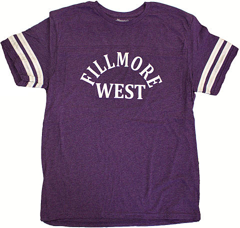 Fillmore West Jersey Men's T-Shirt