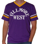 Fillmore West Jersey Men's Vintage T-Shirt