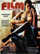 Film International Vol. 1 No. 1 Magazine