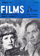 Films In Review Magazine January 1978 Magazine