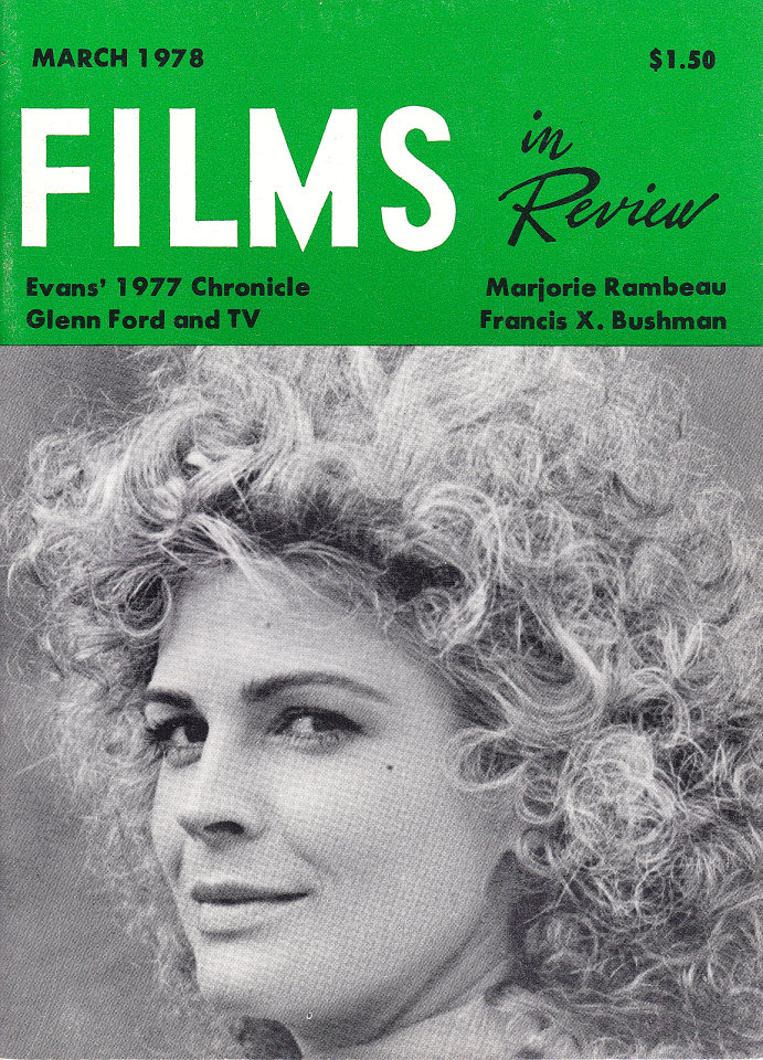 Films In Review Mar 1,1978