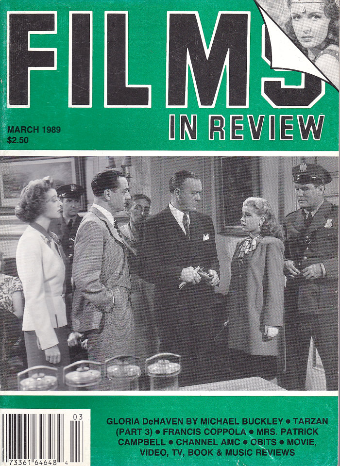Films In Review Mar 1,1989