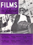 Films In Review May 1,1972 Magazine