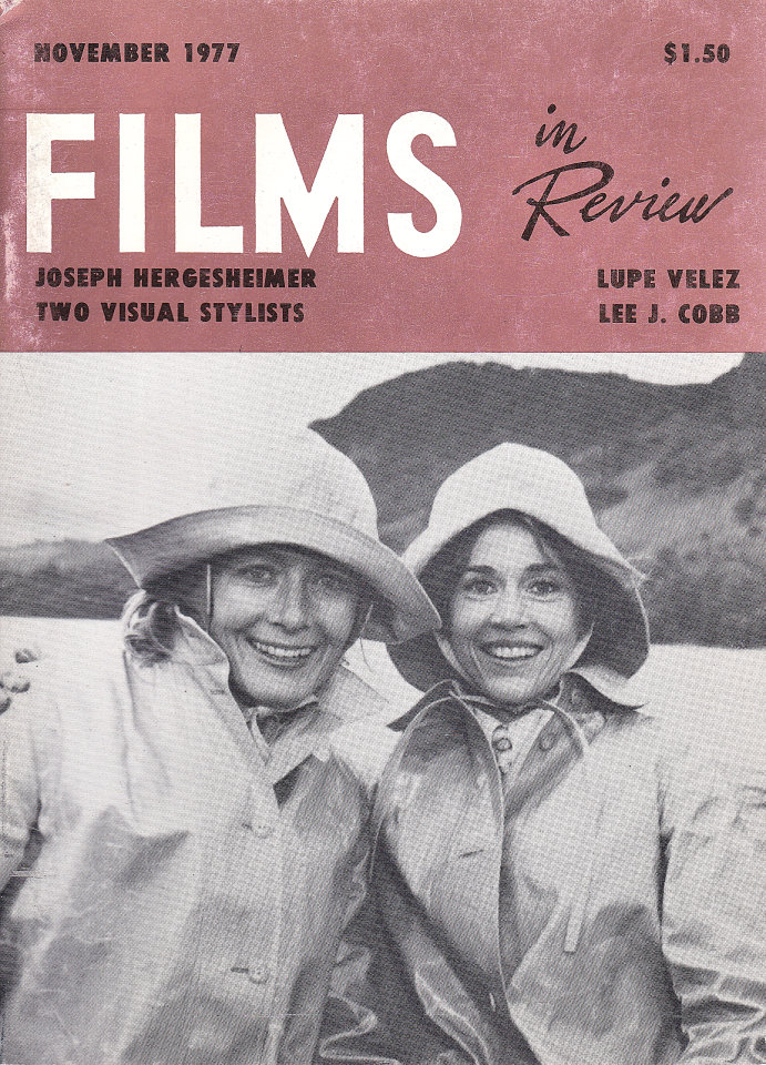 Films In Review Nov 1,1977