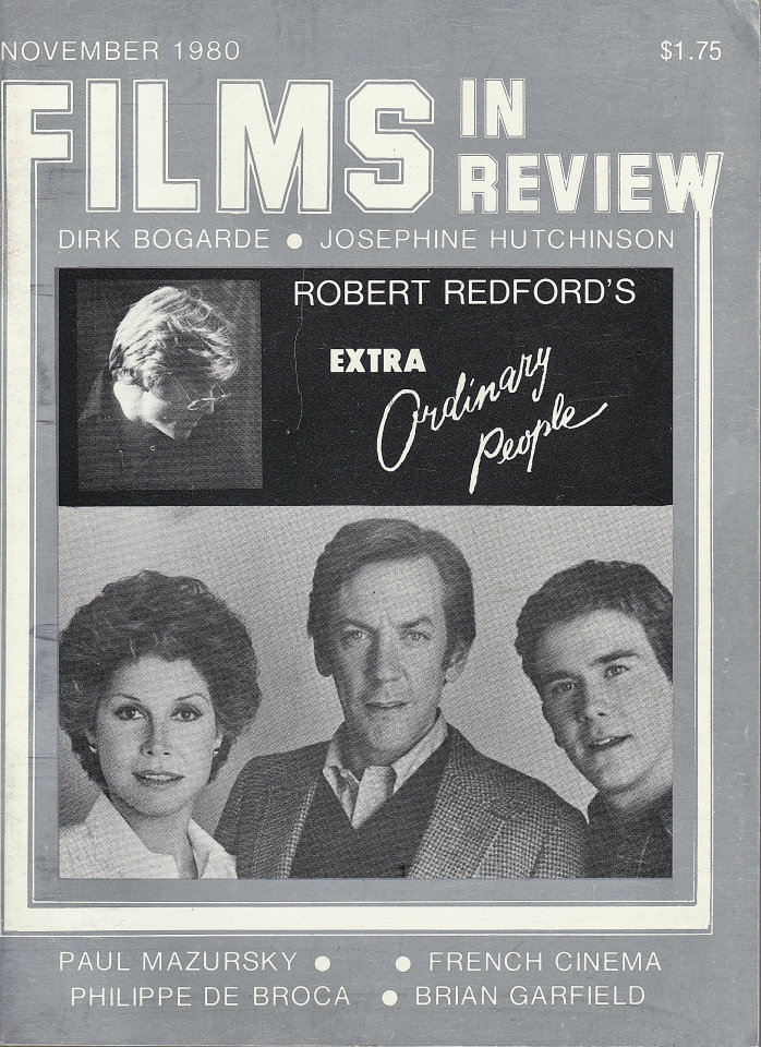 Films In Review Nov 1,1980