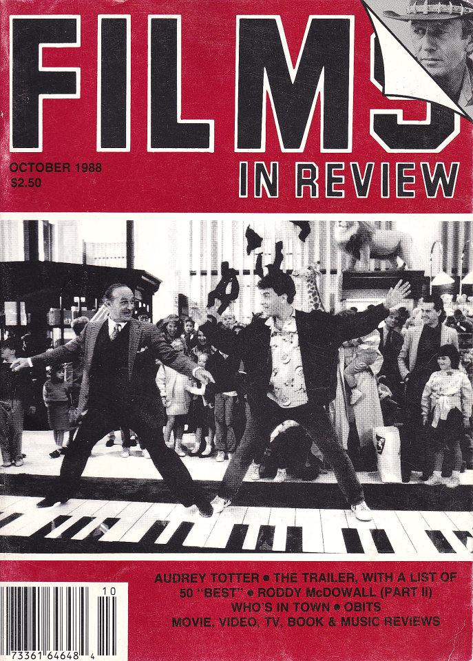 Films In Review Oct 1,1988