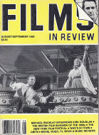 Films in Review Vol. XL No. 8 / 9 Magazine