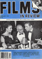 Films in Review Vol. XLIV No. 1 / 2 Magazine