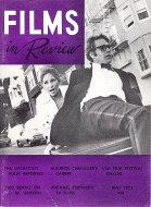 Films in Review Vol. XXIII No. 5 Magazine