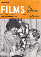 Films in Review Vol. XXIX No. 5 Magazine