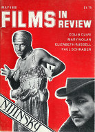 Films in Review Vol. XXXI No. 5 Magazine