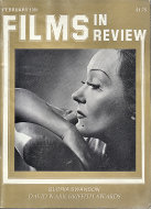 Films in Review Vol. XXXII No. 2 Magazine