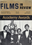 Films in Review Vol. XXXII No. 6 Magazine